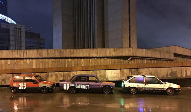 Фото №5 - Житель Екатеринбурга создает автомобили как из игры Cyberpunk 2077 и фильмов про жуткое техногенное будущее (много фото)