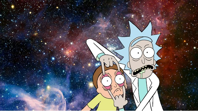 Шутки из сериала «Рик и Морти»