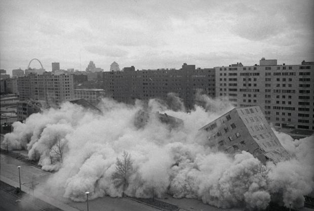 Фото №7 - Поучительная история американского эксперимента с постройкой спального района в стиле СССР