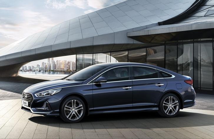 Фото №1 - Главное о новом Hyundai Sonata
