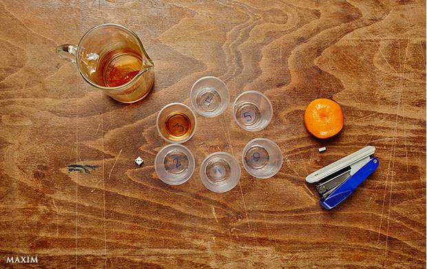 Алкогольная игра Пруха