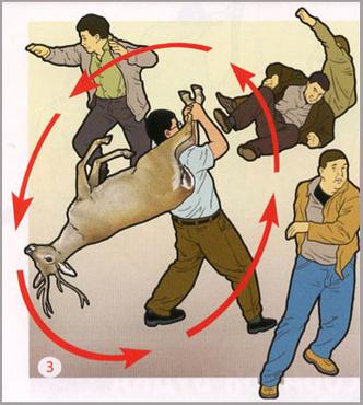 Фото №5 - Как защититься от хулиганов с помощью чайного пакетика, сигареты и других подручных средств