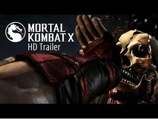 Mortal Kombat X — самый жестокий трейлер!