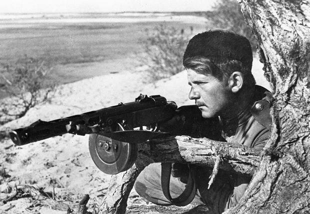 Фото №1 - Винтовка Мосина и другие знаменитые советские военные бренды