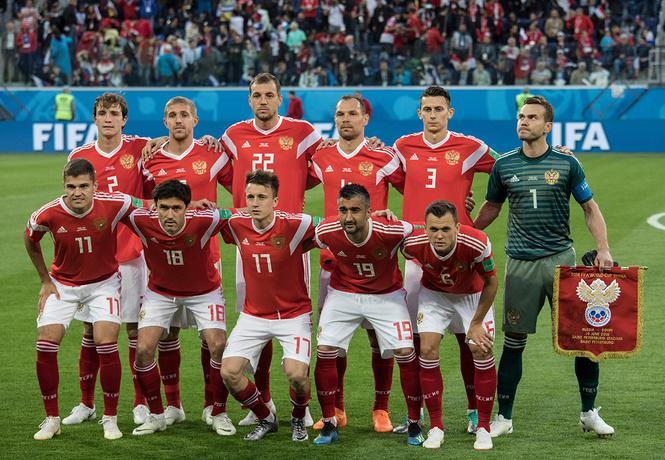 Вот сколько потратили на сборные России по футболу в 2018 году