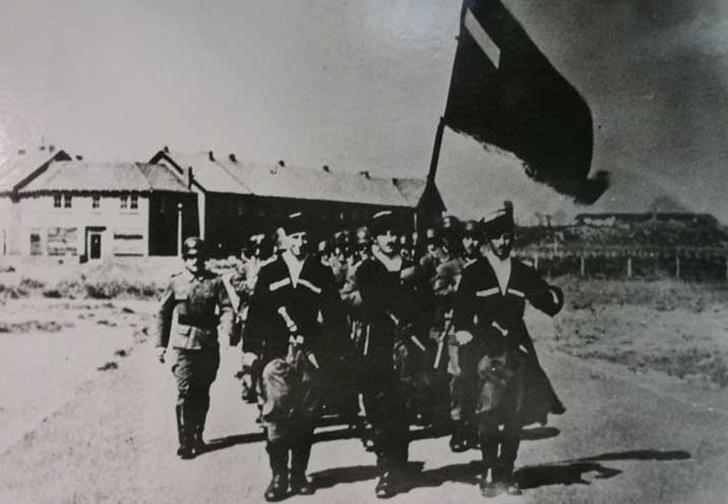 Фото №1 - Батальон «Царица Тамара»: последнее европейское сражение Второй мировой войны
