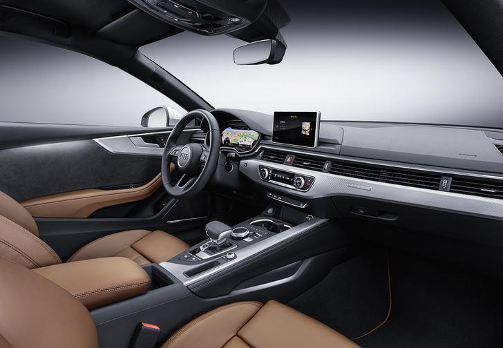 Фото №7 - Пять причин, почему Audi A5 — это пять