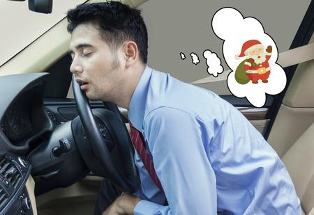 Так вот почему ты засыпаешь за рулем! Ошеломительное открытие ученых