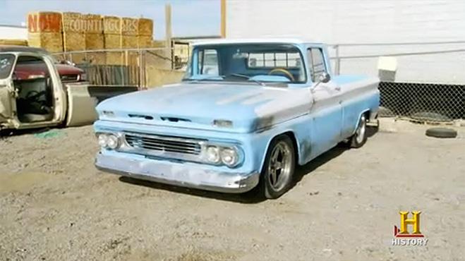 1962 Chevrolet C-10