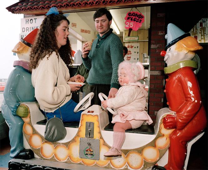Жесткий курортный ад. Душераздирающие снимки английского курорта 80-х