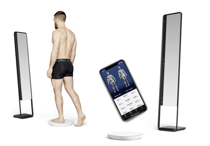Фото №2 - Зеркало-сканер Naked и еще 4 лучших гаджета месяца