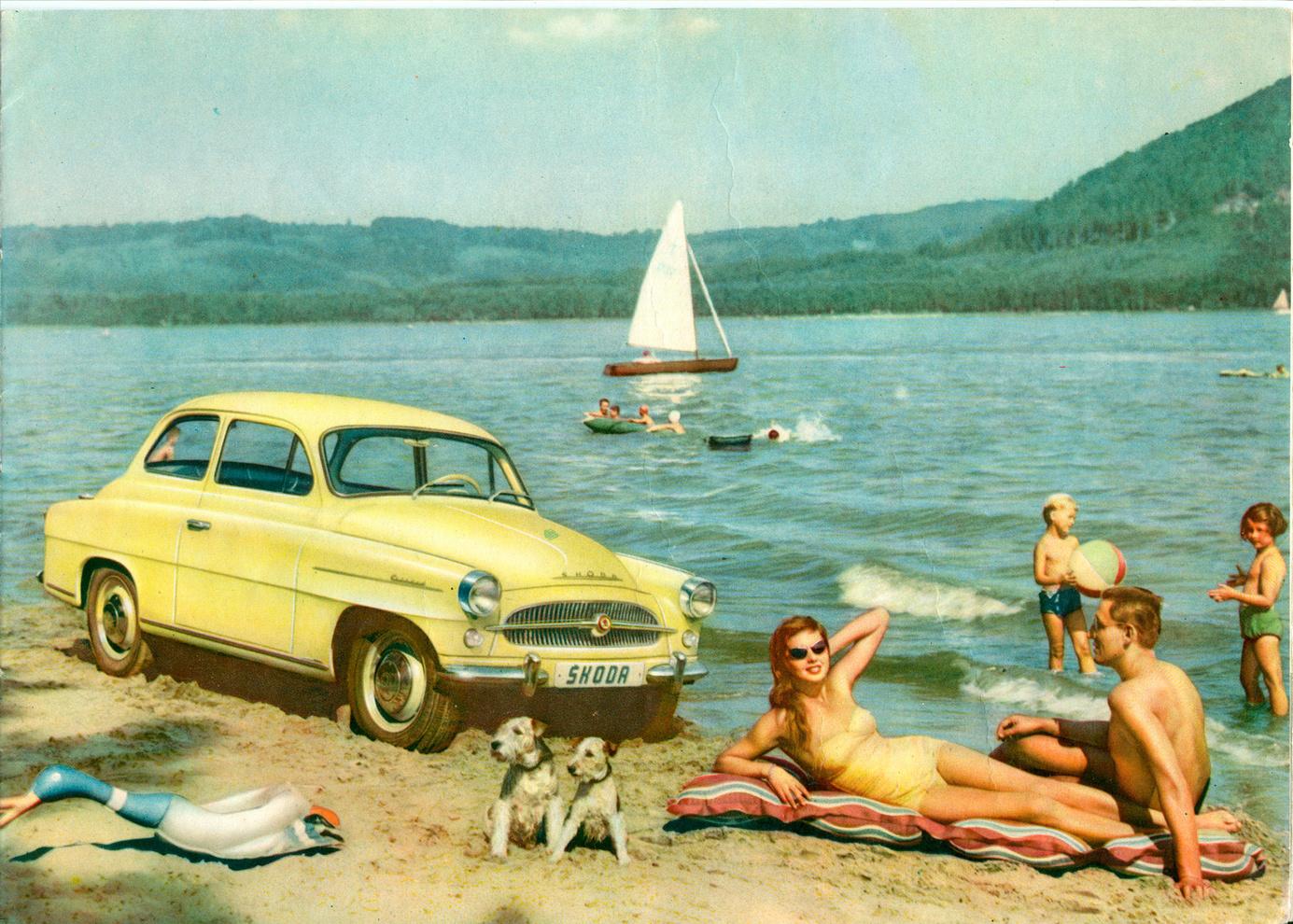 Постеры Skoda Octavia, фото 1