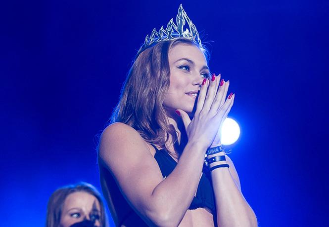 Победительница Miss MAXIM 2015 Наталья Мартынова