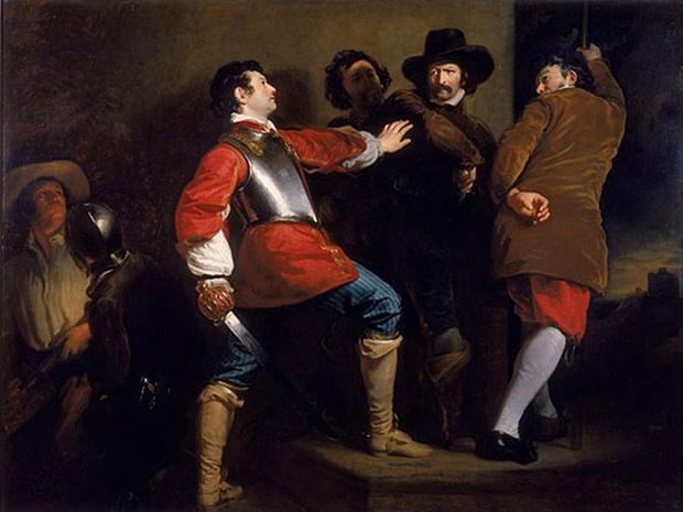 Фото №8 - XVII век Фокс представляет: взорви парламент или стань легендой, пытаясь
