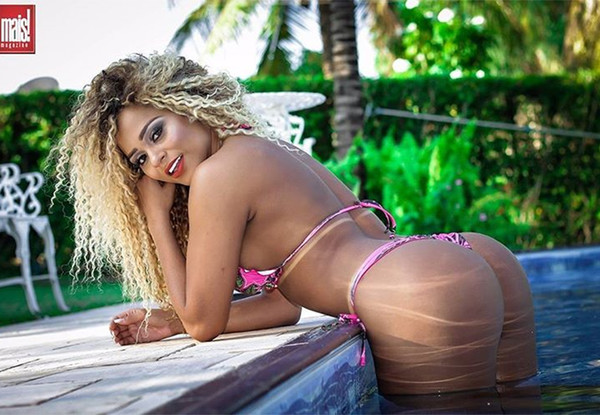 Порно в hd бразильская жопа 29
