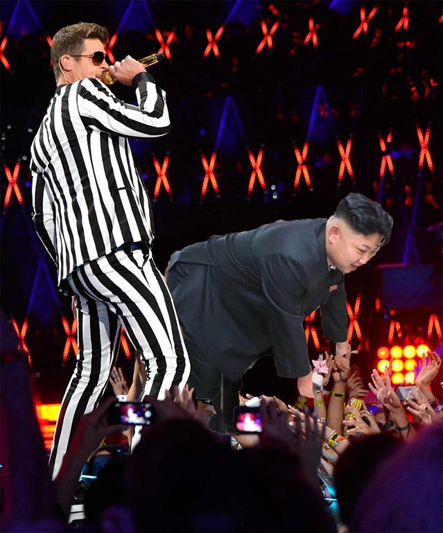 Фото №4 - Человек-мем: новое фото Ким Чен Ына стало поводом для шуток в интернете