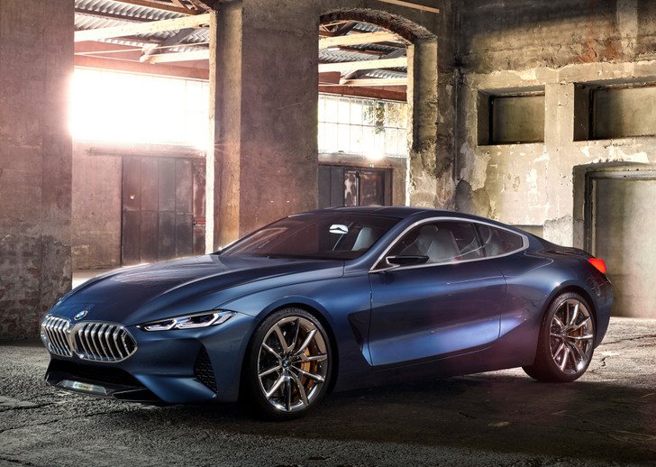 Фото №4 - Возрождение восьмой серии BMW все ближе