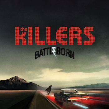 Диск месяца: The Killers «Battle Born»