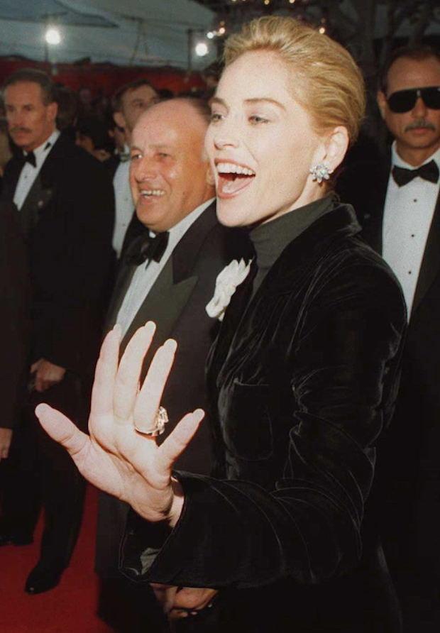 Фото №16 - 18 памятных фотографий из истории «Оскара»