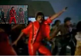 Индийский Майкл Джексон отжигает при полной луне! Выдающийся ремейк клипа «Триллер»!