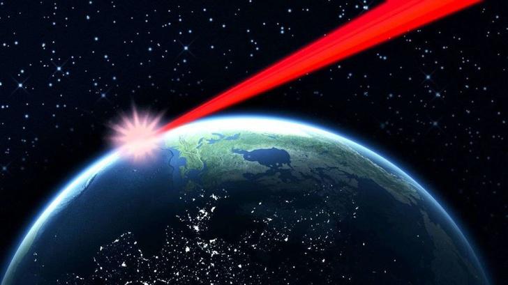 Фото №1 - Учёные предлагают «подмигнуть» лазером инопланетянам