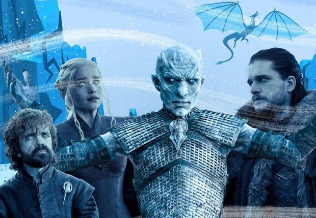 Фото №1 - Фанаты нашли в новом постере «Игры престолов» намек на то, кто сядет на Железный трон