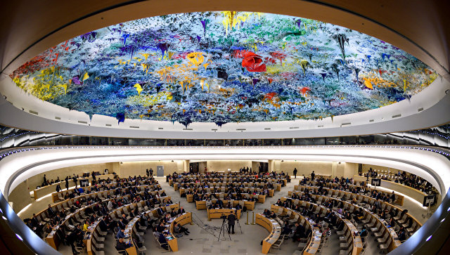 Фото №1 - США вышли из Совета по правам человека из-за лицемерия
