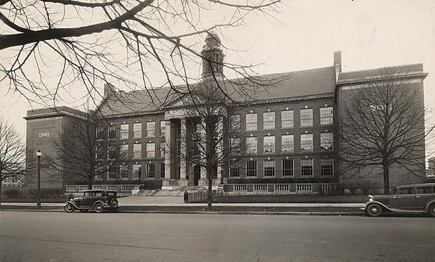 Бостонская латинская школа
