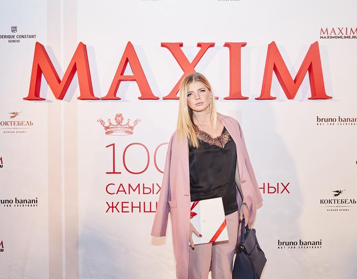 Фото №23 - Журнал MAXIM дал торжественный старт голосованию «100 самых сексуальных женщин страны» на вечеринке в Lexus Dome
