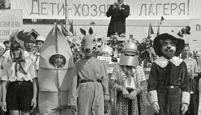 Фото №2 - 6 замечательных фактов о фильме «Добро пожаловать, или Посторонним вход воспрещен»