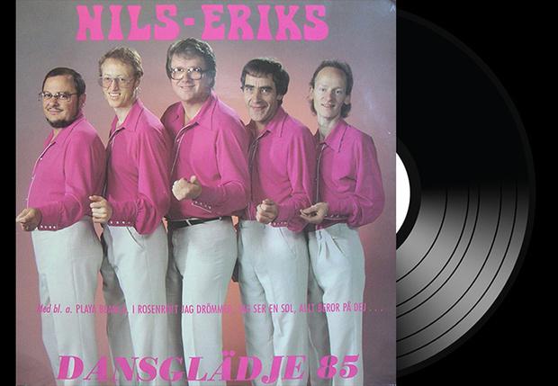 Фото №1 - 20 нелепых фотографий шведских поп-групп 1970-х