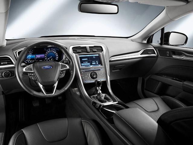 Фото №1 - Нам стала известна стоимость нового Ford Mondeo
