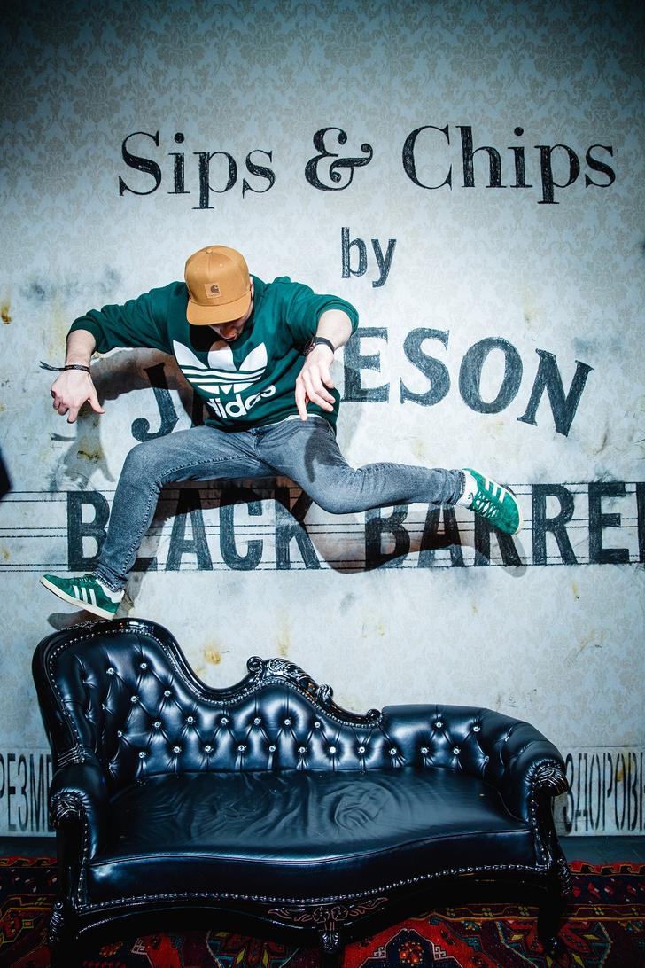 Фото №34 - Состоялась заключительная покерная вечеринка из серии Jameson Sips&Chips