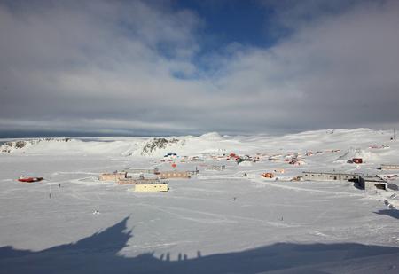 На российской полярной станции произошло покушение
