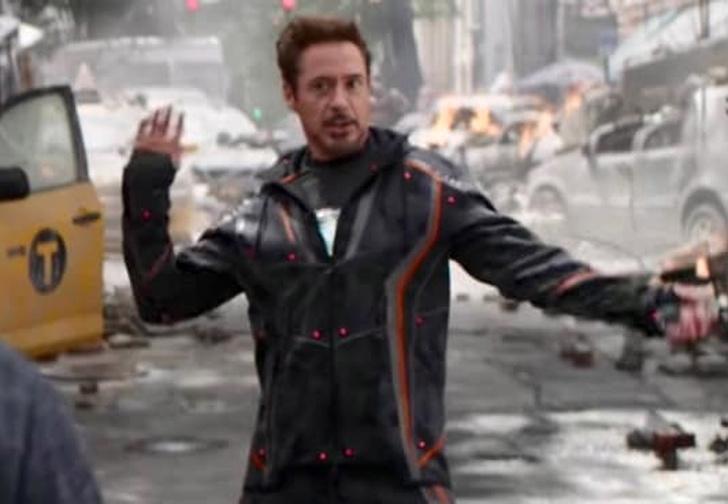 Фото №1 - Вышли два видео с неудавшимися сценами из фильма «Мстители. Война бесконечности»