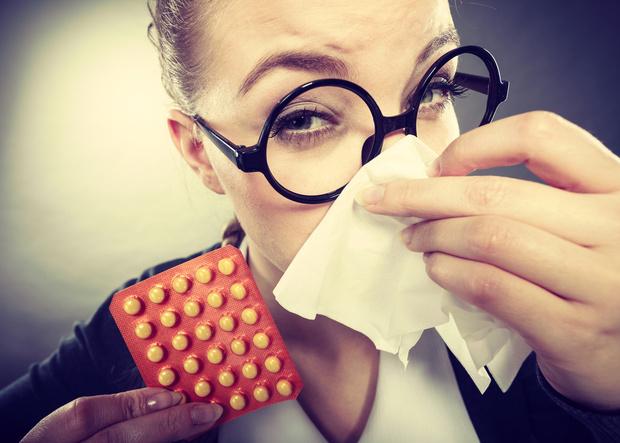 Фото №2 - Как точно определить, у тебя простуда или все-таки грипп