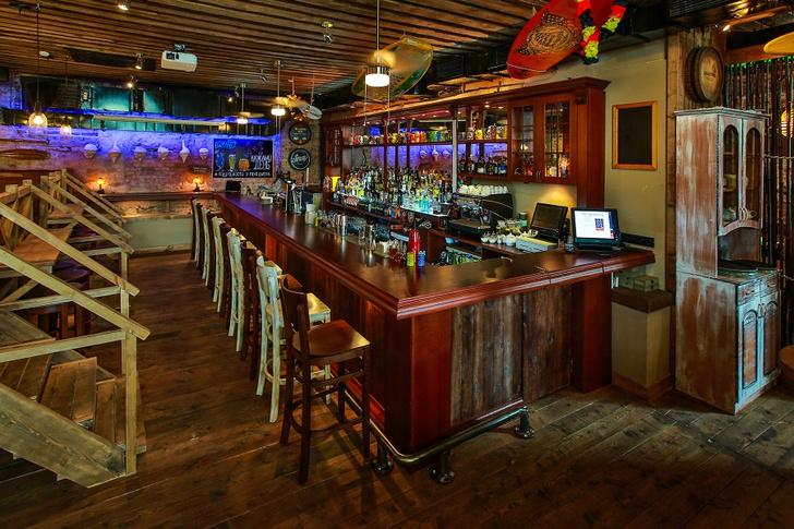 Фото №1 - Black Hat bar: остров в центре Москвы