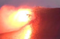 Огненный серфинг