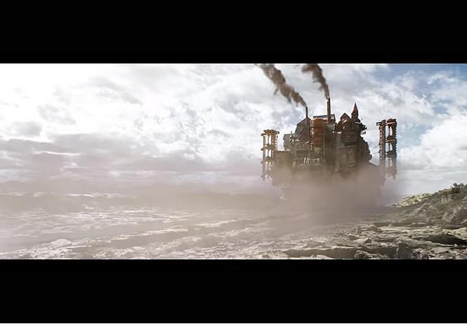 Первый трейлер эпичной фантастики «Хроники хищных городов» от Питера Джексона