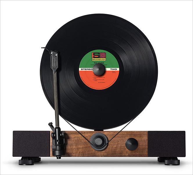 The Floating Record
