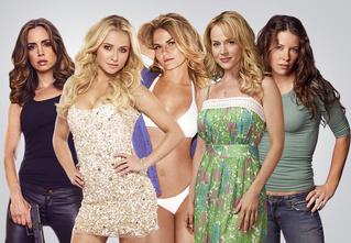 25 самых сексуальных актрис сериалов. Часть первая