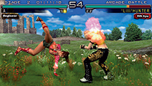 Фото №2 - Девушки из игры Tekken — добро должно быть с кулачками