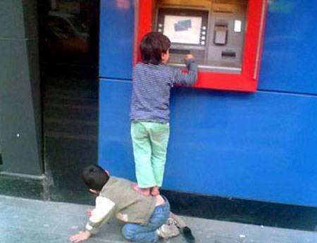 Фото №6 - Натюрморт с банкоматом