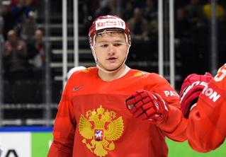 Кирилл Капризов: «Слушай, часы мне и раньше за хороший хоккей дарили»