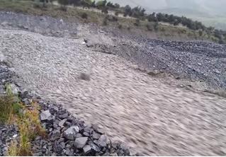 Река из камней! Сбивающее с ног ВИДЕО