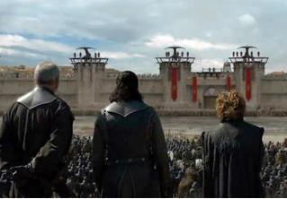 Вышел трейлер 5-й серии финала «Игры престолов»