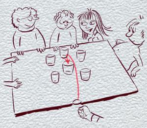 Фото №5 - 18 алкогольных игр, чтобы напиться с выдумкой и азартом