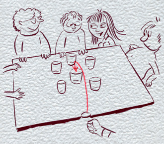 18 алкогольных игр, чтобы напиться с выдумкой и азартом