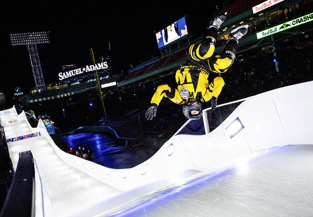 Фото №2 - Скоростной спуск на коньках— что это?