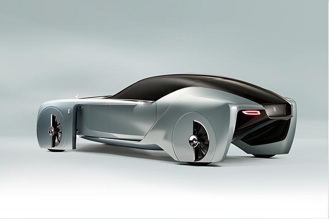 Фото №4 - Rolls-Royce, каким его еще никто никогда не видел!